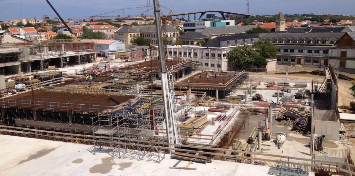 1- Hospital Nobo Otrabanda - Curaçao