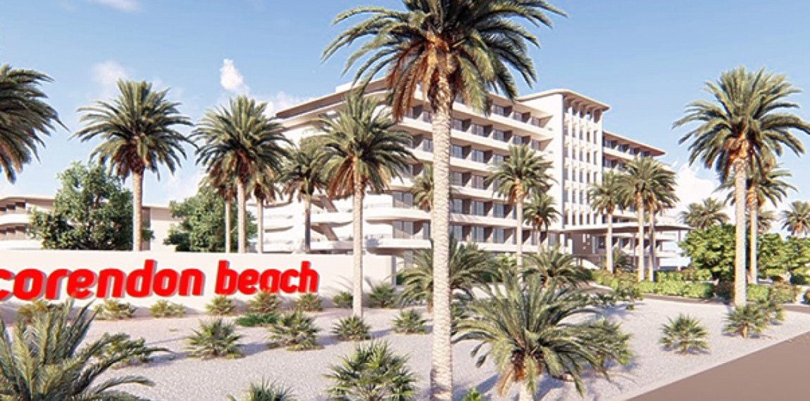 1- Corendon Beach Resort - Curaçao
