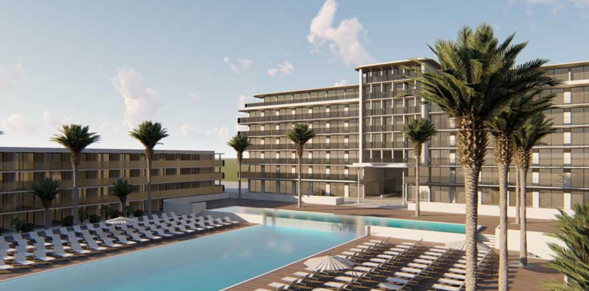 2- Corendon Beach Resort - Curaçao