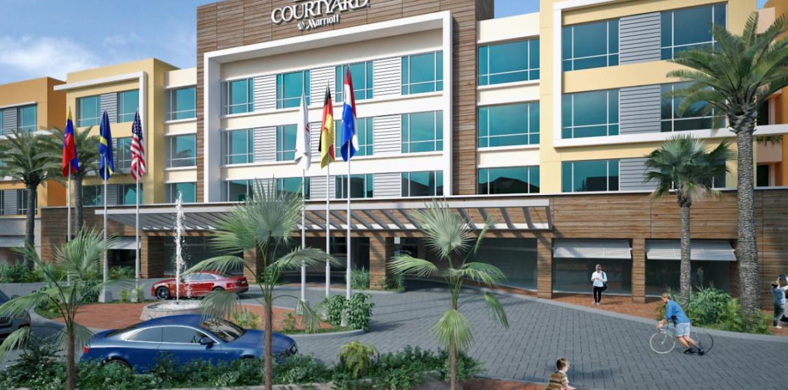 1- Courtyard by Marriott